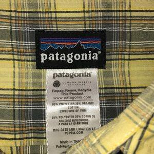 Patagonia mens XL camp shirt